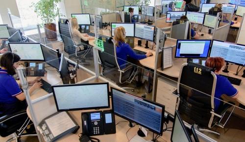 С начала года объём обработанных звонков на единый номер «112» возрос кратно