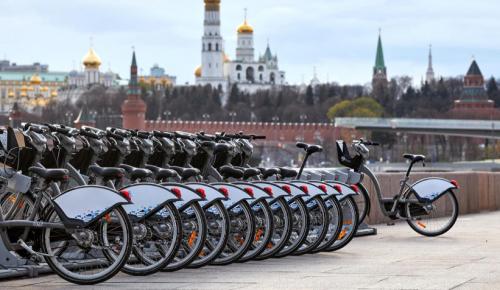Депутат МГД Мария Киселева: Популярность велопроката в Москве растет
