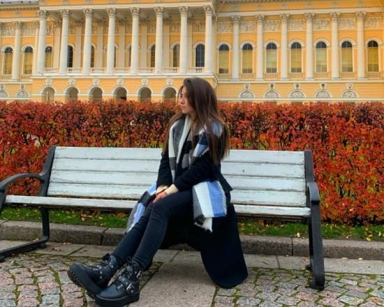 Студентка РУДН Мария Медникова готовится стать юристом в сфере космического права
