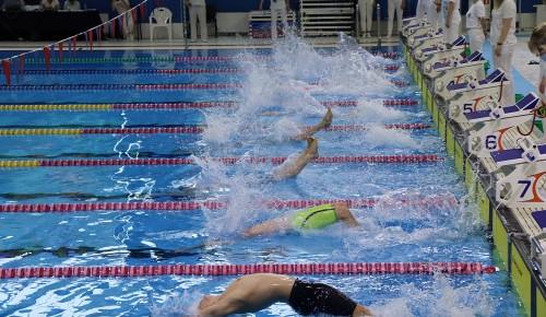 Спортсмены Центра «Самбо-70» стали призёрами чемпионата России по плаванию