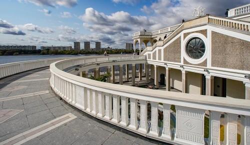 Северный речной вокзал стал важнейшим транспортным объектом Москвы