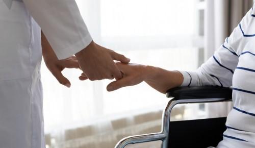 В столице заработал единый координационный центр стационарного соцобслуживания
