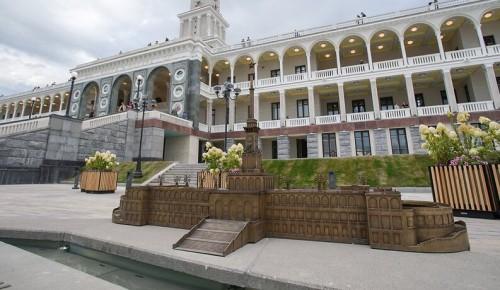 Северный речной вокзал в Москве станет «звездой» нового сезона речной навигации