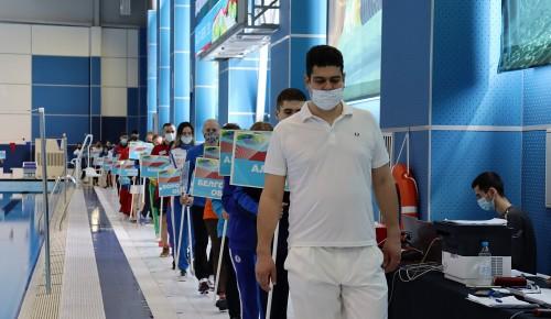 Пловцы «Самбо-70» на чемпионате России завоевали 19 медалей