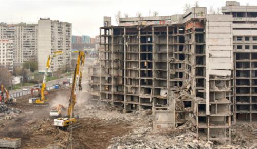 Для обманутых дольщиков в Москве достроят еще 54 дома