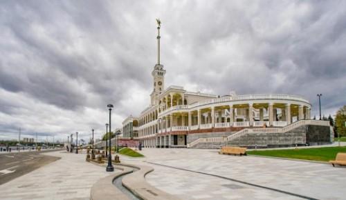 В новом сезоне Северный речной вокзал станет одной из главных точек притяжения в Москве