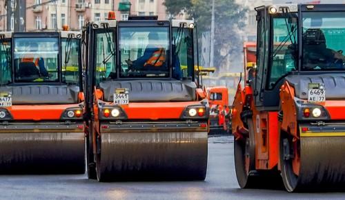 В Котловке начались плановые дорожные работы