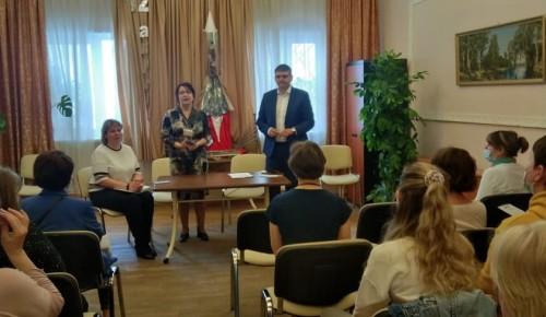 Александр Писяев рассказал о перспективах развития района в 2021 и 2022 годах