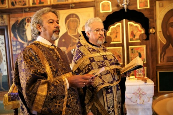 Таинство Соборования пройдет в Храме во имя святого преподобного Иосифа Волоцкого в Обручевском районе