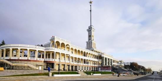 На Северном речном вокзале капитально отремонтировали все 17 причалов
