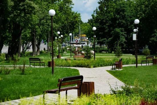 В районе Зюзино появится новая зона отдыха