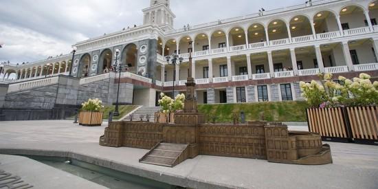 Северный речной вокзал открыл сезон речной навигации