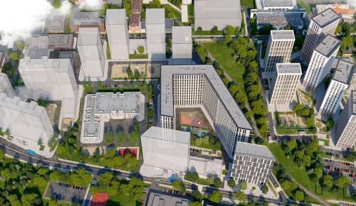Московские промзоны обновят по программе «Индустриальные кварталы»