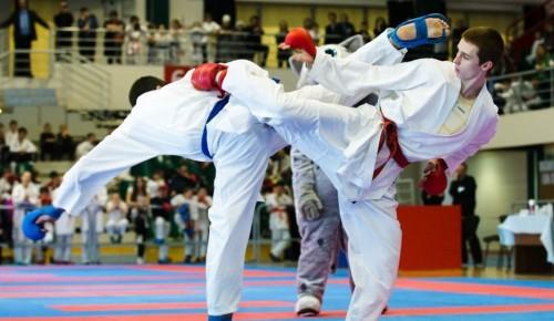 Каратисты «Самбо-70» стали призерами Всероссийского турнира