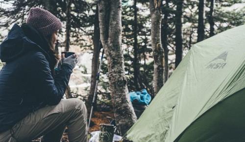 Гостям «Меридиана» расскажут всё о туристических палатках