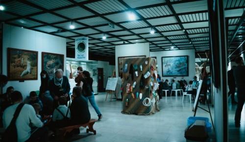 Дарвиновский музей приглашает отпраздновать Международный день Земли