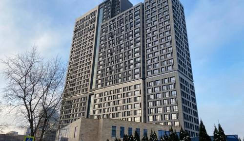 В Черемушках сдали в эксплуатацию жилой комплекс на пересечении улиц Намёткина и Херсонская