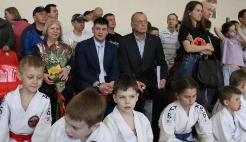 Спортсмены из Ломоносовского района отличились на турнире памяти Героя России