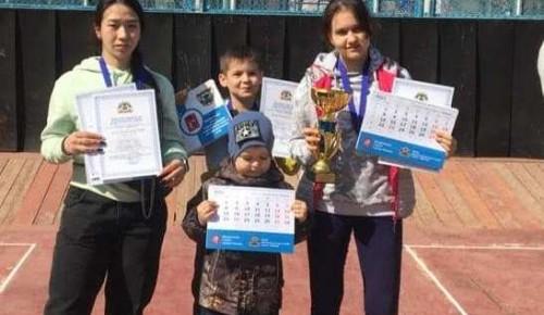 Городошники Теплого Стана стали призерами окружного турнира