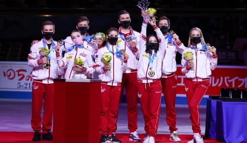 Анна Щербакова установила на чемпионате мира личные рекорды