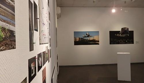 В галерее «Нагорная» можно увидеть современный город глазами молодых художников