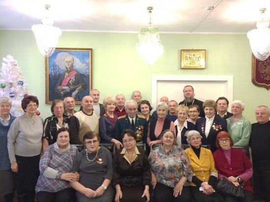 Первичная организация Совета ветеранов района Академический получила новое помещение