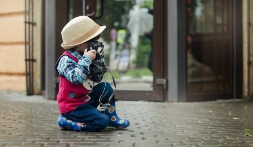 Юных жителей Северного Бутова пригласили записаться в детскую киношколу