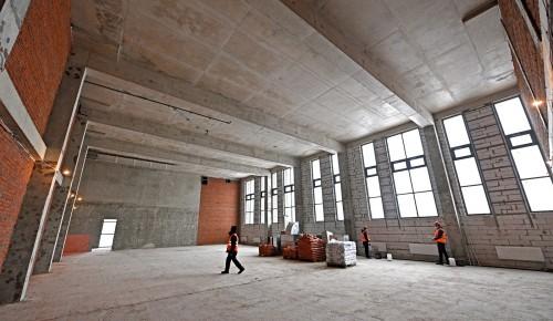 Учебный корпус школы № 2007 в Южном Бутове введут в этом году