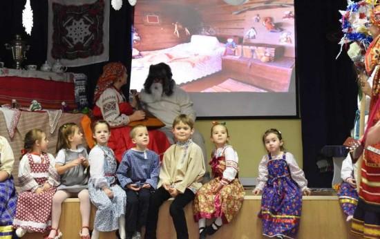 Отчетный концерт фольклорной студии «Калинушка» состоится 24 апреля в ЦКиД «Академический»