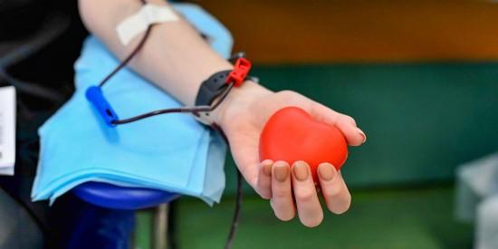 В прошлом году донорами крови в столице стали 85 тысяч человек