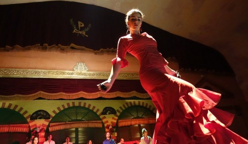 В культурном центре «Меридиан» состоится интерактивная лекция о фламенко