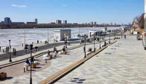 Hop-On Hop-Off станет главной новацией этого сезона навигации в Москве