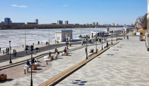 Сезон летней навигации в Москве откроется 24 апреля