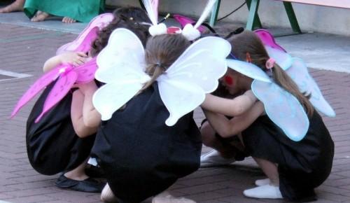 В библиотеке № 192 объявили дополнительный набор малышей в танцевальную студию «Малинки»