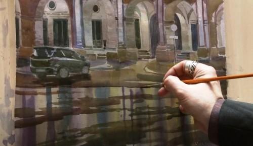 Гости Академии акварели встретятся с известными художниками