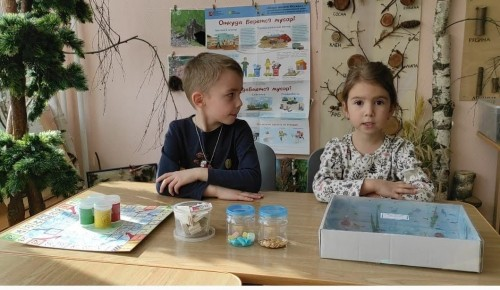 Дошколята из Конькова стали дипломантами экологического конкурса