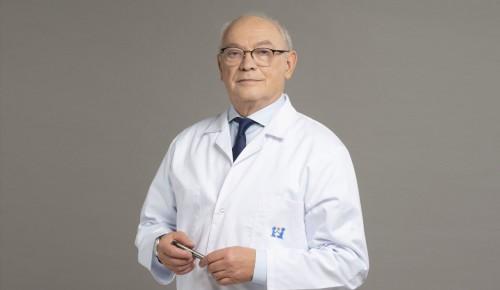 Детский врач мирового уровня Александр Румянцев идет в Госдуму