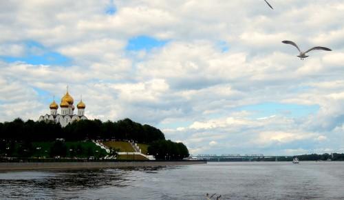 Проект «Мир большой воды» - «Волга - колыбель мира» стартовал в Бутово