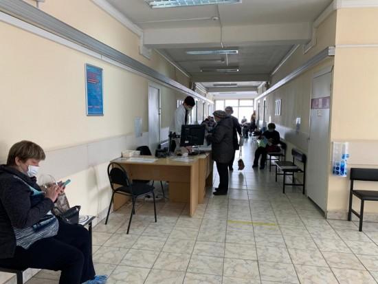 Привиться от коронавируса в Северном Бутове можно в филиале КДП № 121 на Коктебельской