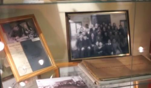 Музей «Родная земля» школы № 1161 вошел в тройку лучших онлайн-конкурса видеороликов «Школьный Музей Победы»