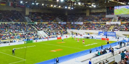 Кубок Легенд имени Ерёменко в этом году пройдет во Дворце гимнастики в Лужниках