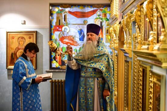 Студенческий храм МФЮА опубликовал расписание Богослужений на май