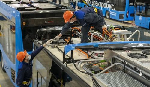 На территории СВАРЗ открылся инженерно-производственный Центр по производству электробусов