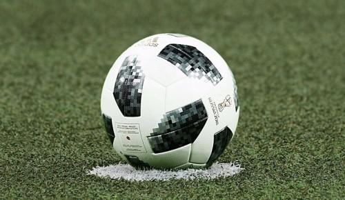 Юные футболисты из Черёмушек завоевали первое  место в окружных соревнованиях «Кожаный мяч»
