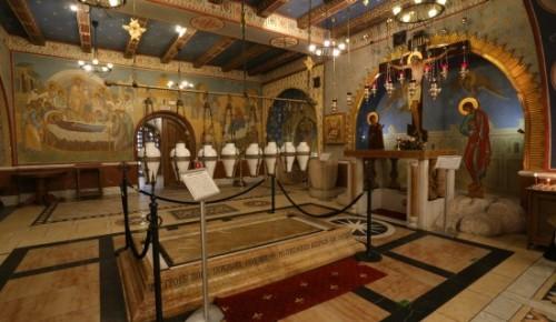 Древний Иерусалим в Ясеневе. На создание уникального храма было благословение свыше