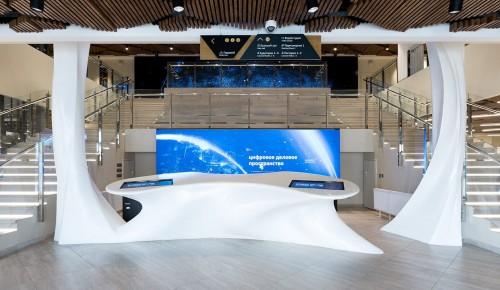 Площадка Цифрового делового пространства выиграла в номинации «Лучший проект редевелопмента»