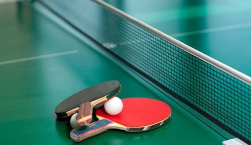 В Ломоносовском районе проходит набор в спортивный клуб по настольному теннису