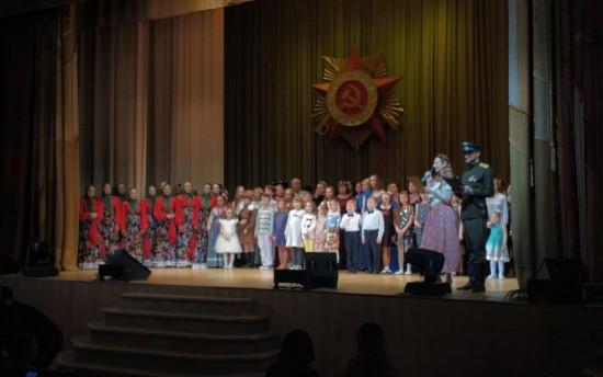 УченицаДворца пионеров стала лауреатом всероссийского конкурса «Родная песня»