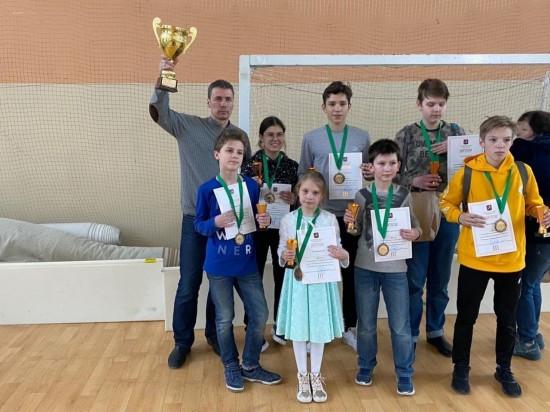 Спортсмены из Северного Бутова взяли «бронзу» чемпионата Москвы по шашкам