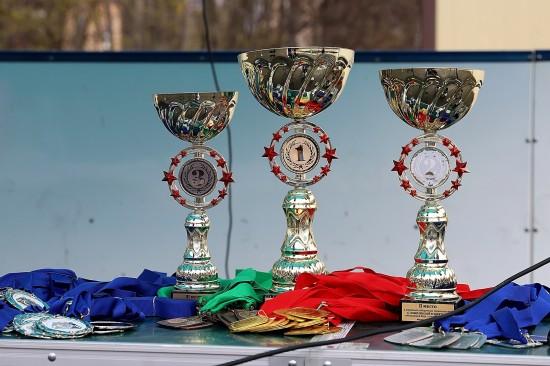 Район Черемушки занял второе место в окружных соревнованиях по комплексной эстафете ГТО